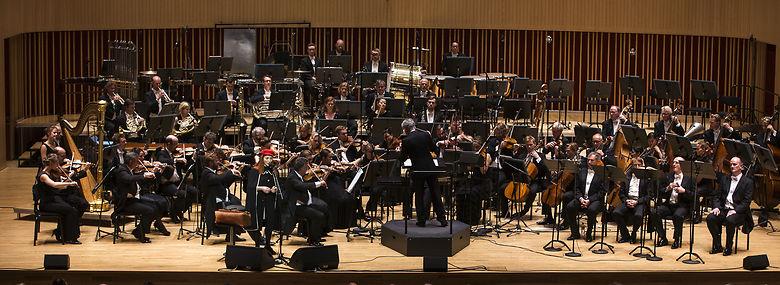 Aarhus Symfoniorkester er samarbejdspartner med Aarhus Kommune om udvikling af spirende talenter.<br />Foto: Mikkel Berg Pedersen, Ritzau Scanpix