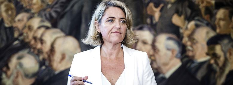 Alternativets Pernille Schnoor er en af de folketingsmedlemmer, der ikke har lyst til at genopstille. <br />Foto: Thomas Lekfeldt, Ritzau Scanpix