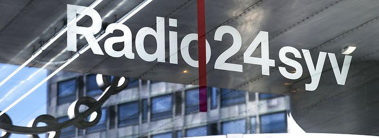 Regeringen og DF har skræddersyet den nye DAB-radiokanal til at passe til Radio24syv.<br />Foto: Christian Lindgren, Ritzau Scanpix