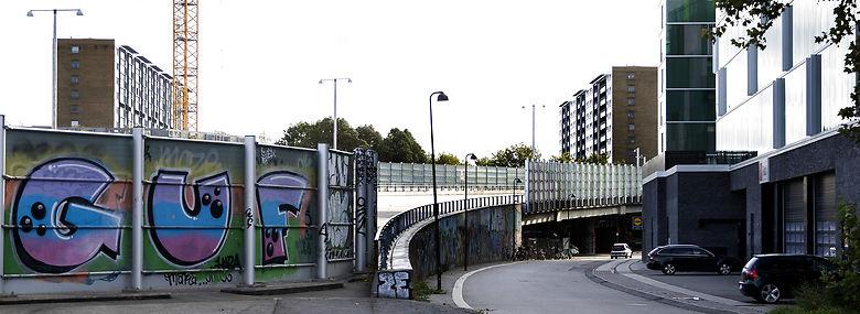 Bispeengbuen.<br />Foto: Finn Frandsen, Ritzau Scanpix