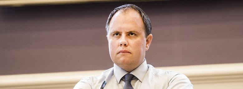 Martin Henriksen (DF).<br />Foto: Jonas Olufson, Ritzau Scanpix