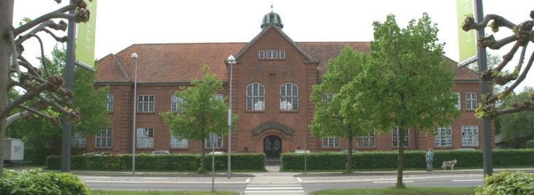 Det tidligere Landbrugsmuseum.