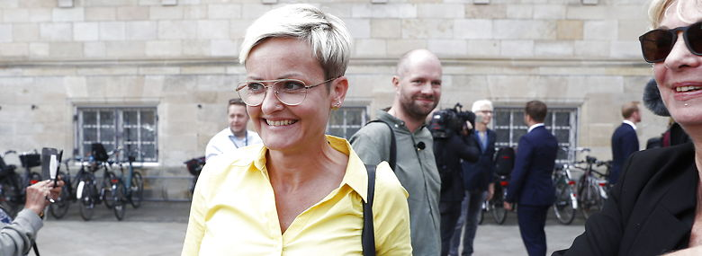 Pernille Rosenkranz-Theil er en af de nye ministre, som får stor berøringsflade med landets kommuner.<br />Foto: Claus Bjørn Larsen, Ritzau Scanpix