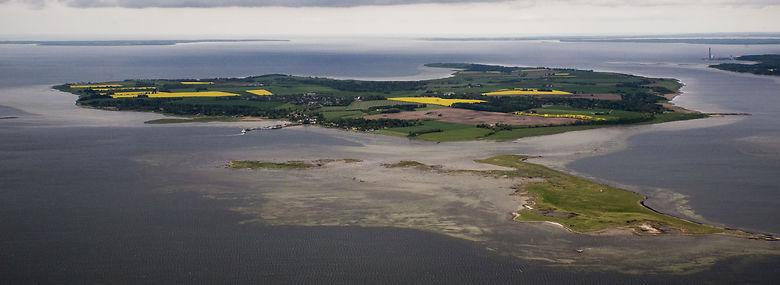 Orø topper vækstlisten med befolkningsfremgang fem år i træk.<br />Foto: Lars Laursen, Biofoto, Ritzau Scanpix