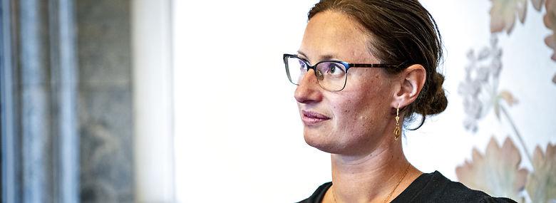 Ninna Hedeager Olsen har været sygemeldt i fire måneder, men har afleveret lægeattest til kommunen, bekræfter Københavns Kommune.<br />Foto: Nils Meilvang, Ritzau Scanpix
