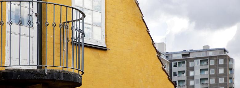 København vil hæve andelen af almene boliger i flere bydele, og det kommer til at kræve store investeringer.<br />Foto: Mads Jensen, Ritzau Scanpix