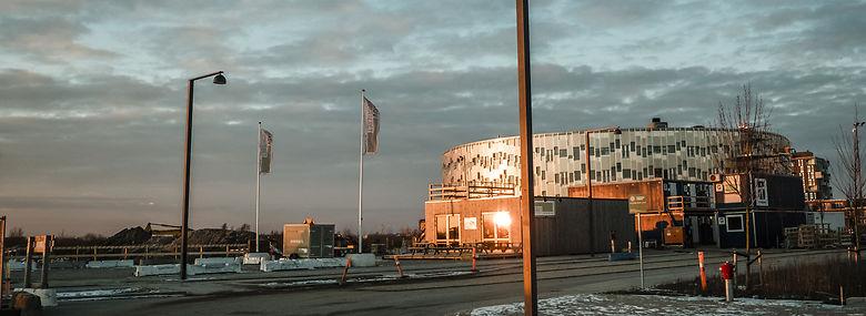 Kalvebod Fælled Skole stod klar i 2018 og kostede cirka 400 mio. kr.<br />Foto: Thomas Vilhelm/Ritzau Scanpix