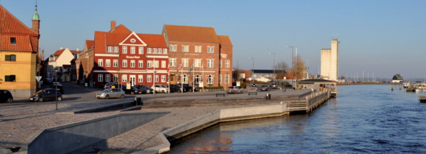 <br />Foto:  Kerteminde Kommune, Jannik Nyrop, Urban Strategy og Sunke Arkitekter.