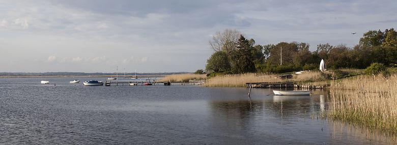 Jakobshavn ved Præstø Fjord, som spildevandsrensningen i det åbne land i Vordingborg skal tilgodese.<br />Foto: Karsten Schnack, Ritzau Scanpix