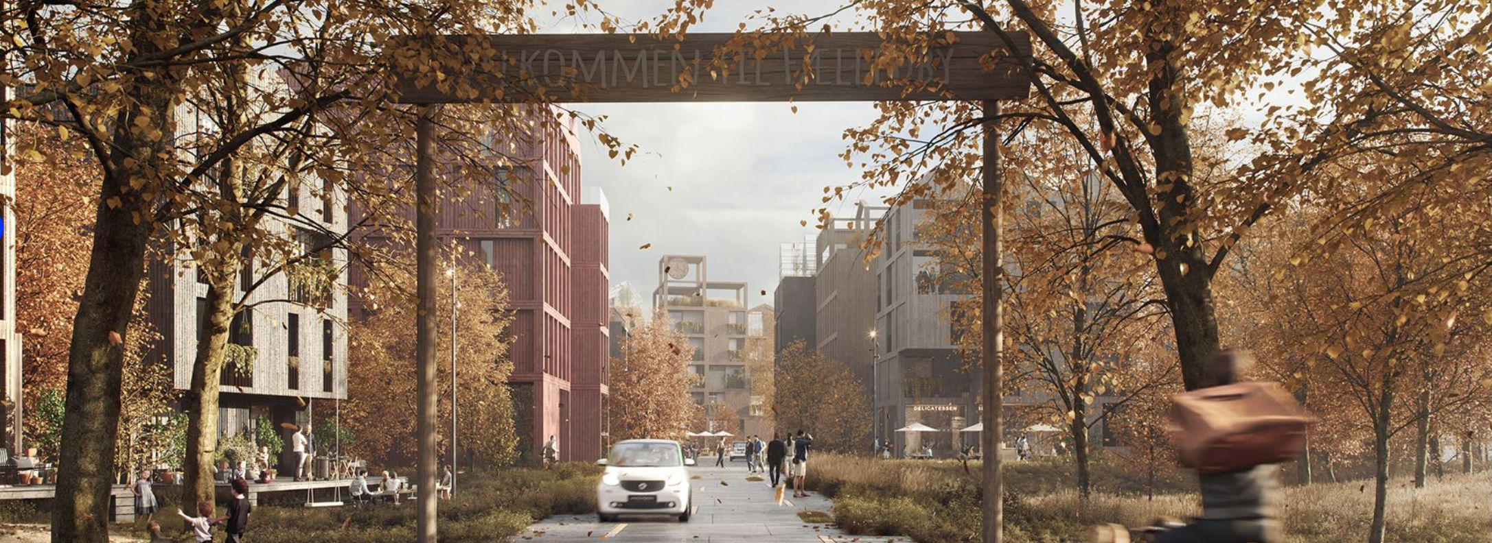 <br />Foto: Henning Larsen Architects, MOE Seacon, MOE urban development, Coop