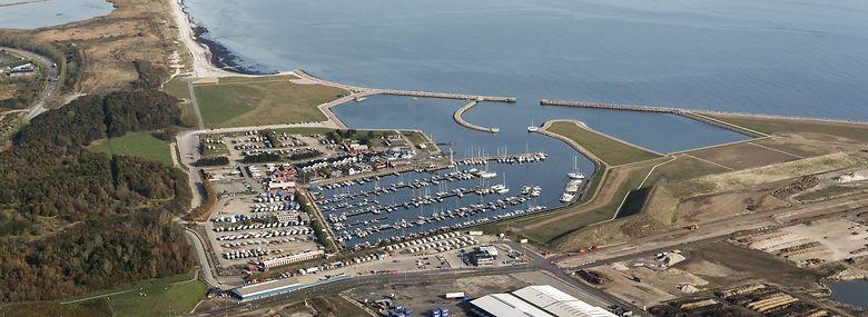 Køge Marina.<br />Foto: Lars Laursen, Ritzau Scanpix
