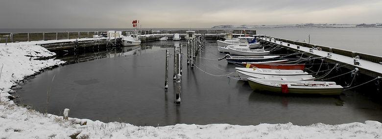 Agernæs Havn.<br />Foto: Terkel Broe Christensen, Ritzau Scanpix