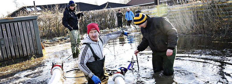 Jyllinge Nordmark, januar 2019.<br />Foto: Philip Davali, Ritzau Scanpix