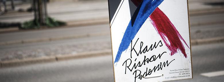 Klaus Riskær Pedersen vil skifte sit partinavn ud, og lykkes det, får det konsekvenser for borgerlisterne rundt om i mange kommuner.<br />Foto: Kristian Djurhuus, Ritzau Scanpix