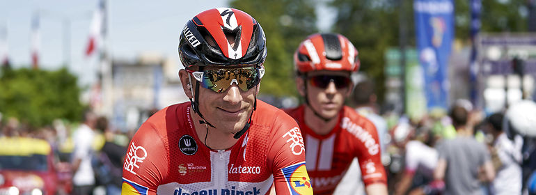 Kulissen bliver dansk på de første tre etaper af Tour de France næste år. <br />Foto: Claus Bonnerup, Ritzau Scanpix