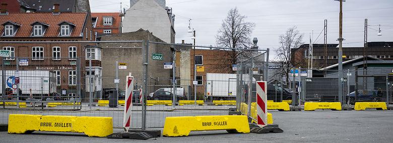 I meget dårlig stand blev rutebilstationen i Aarhus  beskrevet allerede i 1985.<br />Foto: Stine Rasmussen, Ritzau Scanpix