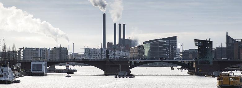 Langebro har brug for reparationer til en samlet pris på over 300 mio. kr.<br />Foto:  Christian Lindgren, Ritzau Scanpix