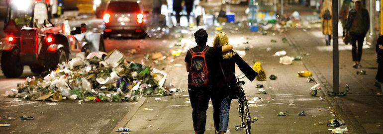 Distortion har flere gange voldt Københavns Kommune kvaler. Blandt andet over oprydning og overholdelse af aftaler.<br />Foto: Finn Frandsen, Politiken/Ritzau Scanpix
