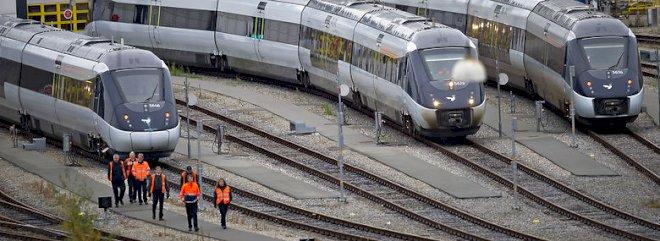 Elektrificering af jernbanenettet forsinkes på alle strækninger