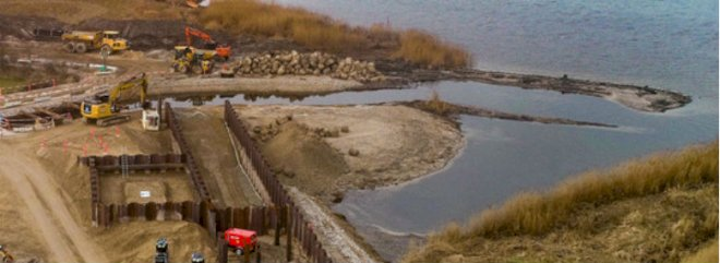 Naboklage bremser Roskildes længe ventede digebyggeri