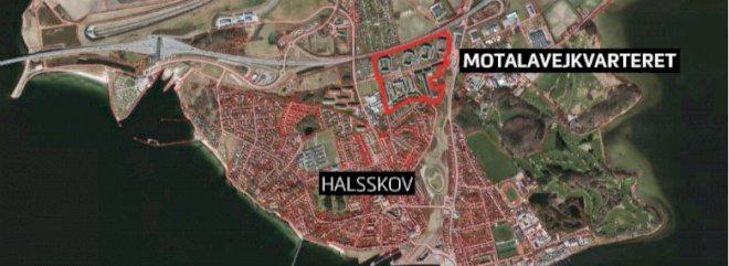 Endnu 164 familieboliger på vej væk i Korsørs udsatte boligområde