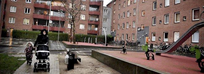 256 almene boliger i Mjølnerparken skal sælges