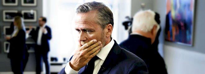 Afklapsning til Dansk Folkeparti og Liberal Alliance i rent blodbad