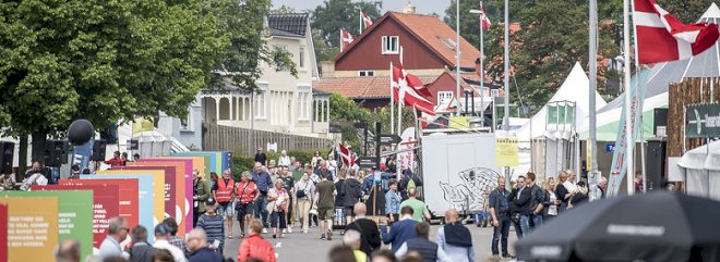 Ole Bjørstorp på Folkemødet: Lad os slutte fred om udligningen