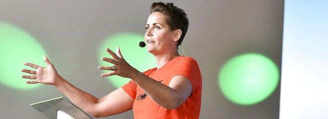 Pia Olsen Dyhr til resten af rød blok: Vi har en unik mulighed