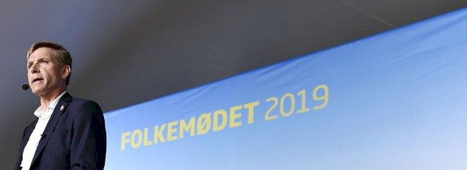 Thulesen Dahl advarer Mette F. mod De Radikales krav