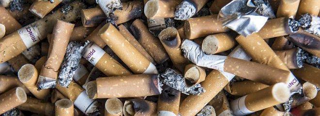 København til kamp mod cigaretskod
