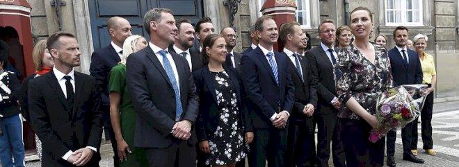 Her er hele ministerlisten