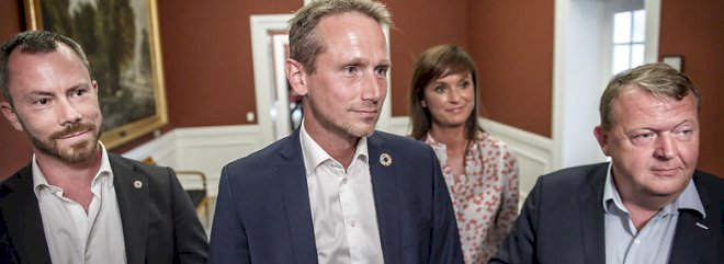 Venstre peger på Jensen og Ellemann-Jensen i ny magtdeling