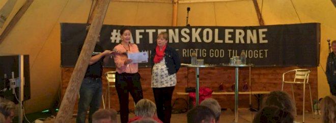 Skanderborg bliver Årets Aftenskolekommune