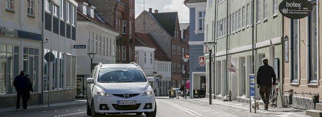 66 mio. kr. skal forskønne og forny bymidten i Nyborg