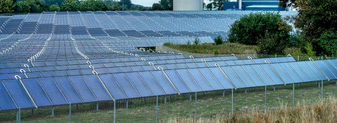 Google investerer i fem solcelleparker i Danmark