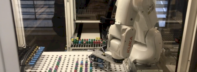 Aalborg Universitetshospital vinder robot-pris