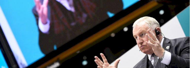 Det europæiske regionsudvalgs præsident, belgiske Karl-Heinz Lambertz. <br />Foto: © European Union / John Thys