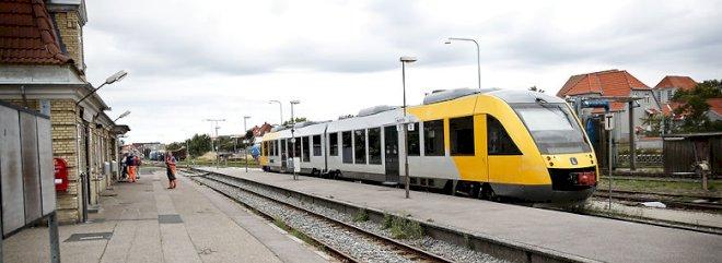 500 mio. kr. skal få lokalbanerne i Nordsjælland tilbage på skinnerne