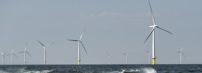 Ørsted foreslår kæmpe vindmøllepark ud for Bornholm