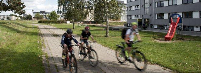 Korskærparken i Fredericia yderst knebent på ghettolisten