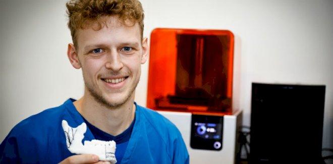 3D-print åbner nye muligheder på universitetshospital