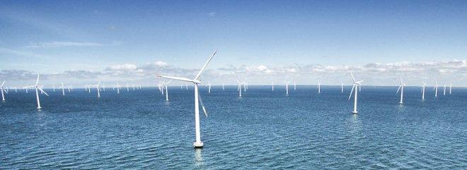 Halvdelen af Danmarks elforbrug kommer nu fra vind og sol