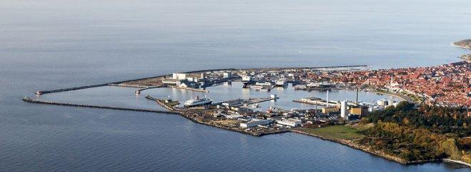 Rønne skal lægge havn til tysk havvindmøllepark