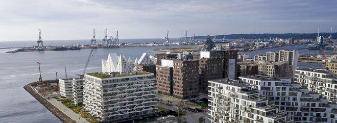 Aarhus Ø skal opvarmes af landets største havvandspumpe