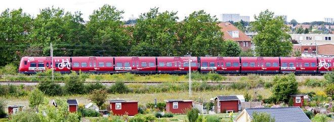 Rapport: Der mangler 18 mia. kr. til jernbanen