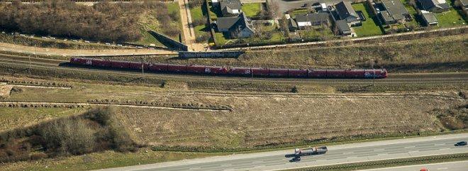 Vallensbæk planlægger bydel midt i motorvejsstøj