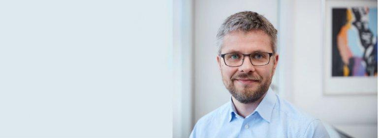 Ulrik Johansen.<br />Foto: Favrskov Kommune.
