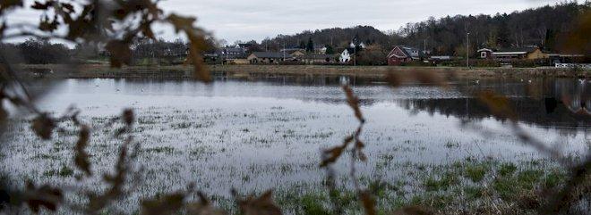 Borgmestre vurderer plan mod oversvømmelser langs Gudenå