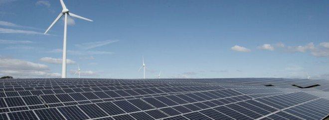 Vind og sol overhaler kul for første gang i EUs energiregnskab